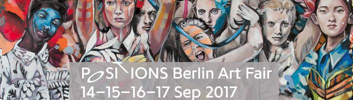 POSITIONS BERLIN ART FAIR 2017