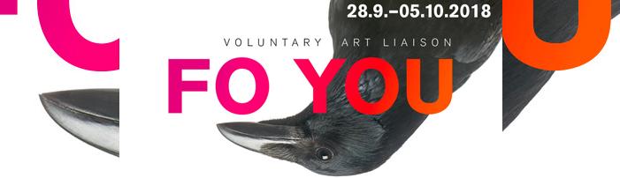 FO YOU Ausstellung 28.9.–5.10.2018